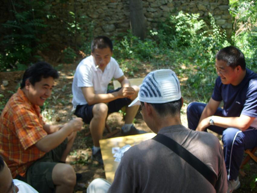 2011-农家乐团建